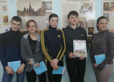 Турнир знатоков «Русский солдат умом и силой богат»